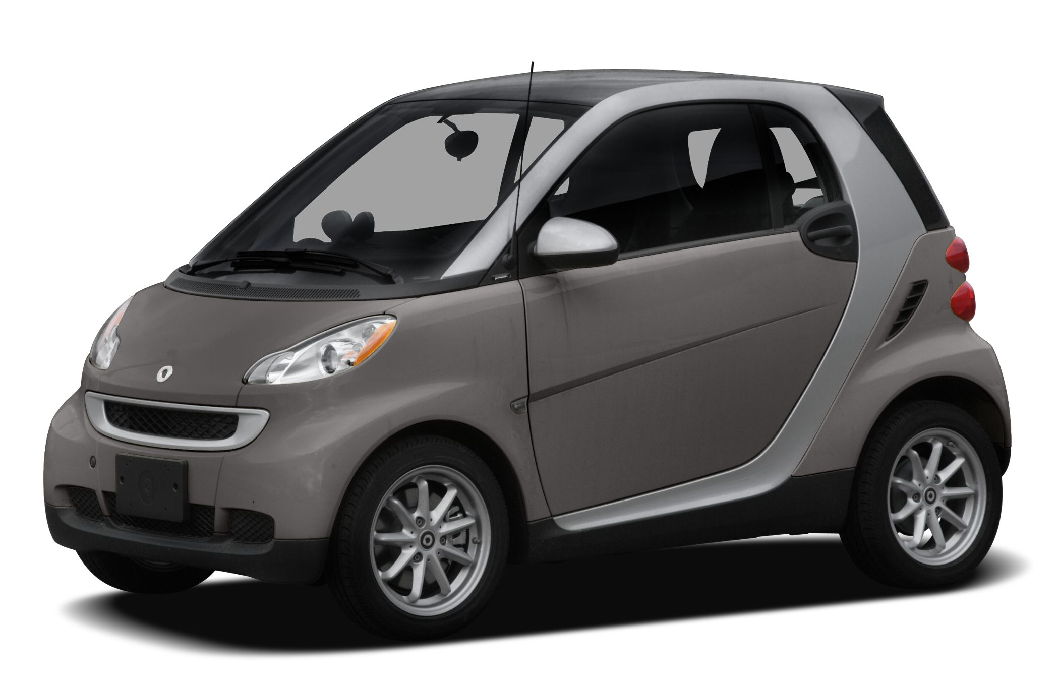 2012 smart fortwo pure Miles 24503Color Gray Stock 8402 VIN WMEEJ3BA6CK571268
