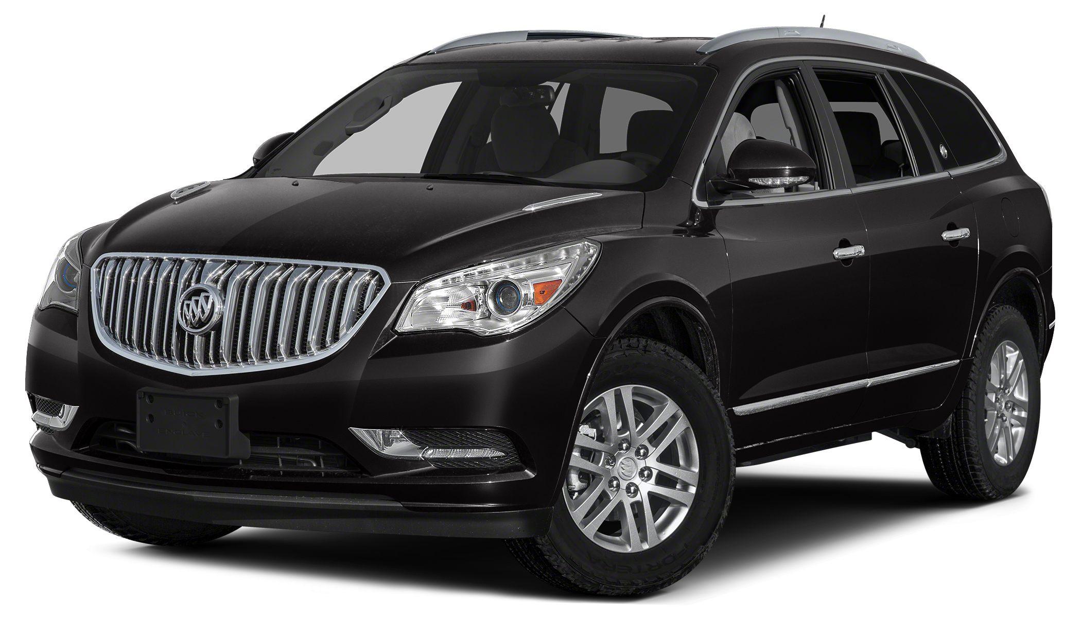 2014 Buick Enclave Premium Enclave Premium Group 4D Sport Utility AWD Articulating Headlights