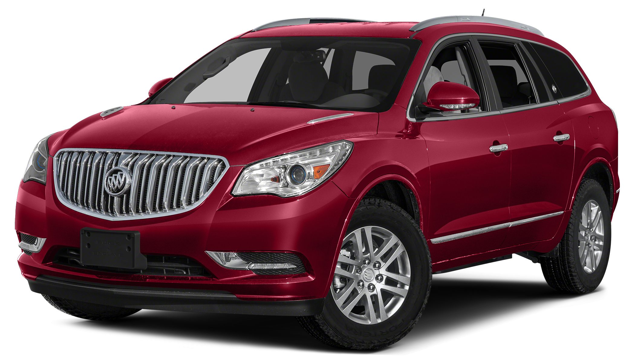 2015 Buick Enclave Leather Miles 5956Color Crimson Red Stock B15031L VIN 5GAKRBKD6FJ170734