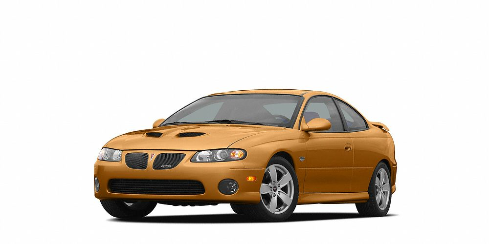 2006 Pontiac GTO Base Prices are PLUS tax tag title fee 799 Pre-Delivery Service Fee and 18
