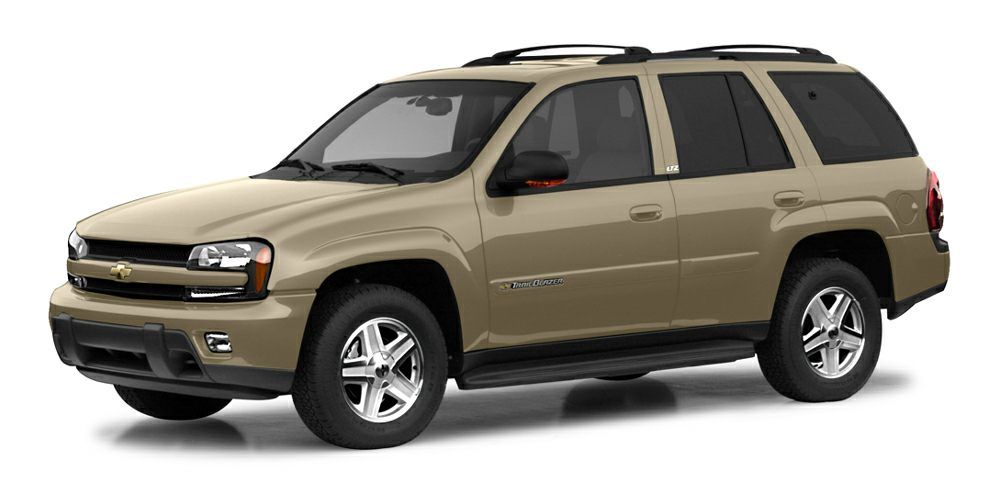 2003 Chevrolet TrailBlazer LT ONE OWNER and CLEAN CARFAX Premium Smooth Ride Suspension Package