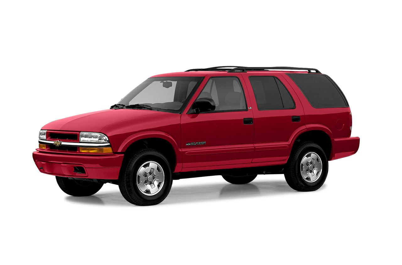 2003 Chevrolet Blazer LS Miles 151893Stock 3K125485 VIN 1GNDT13X53K125485