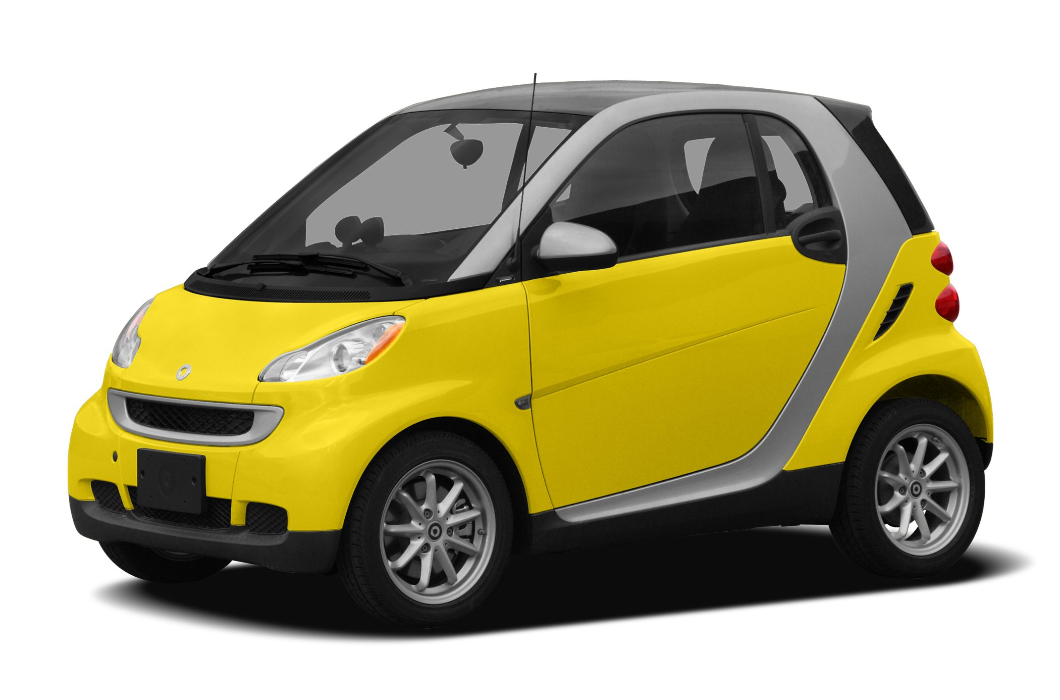 2008 smart fortwo pure Miles 76867Stock PMC0514A VIN WMEEJ31X98K196425