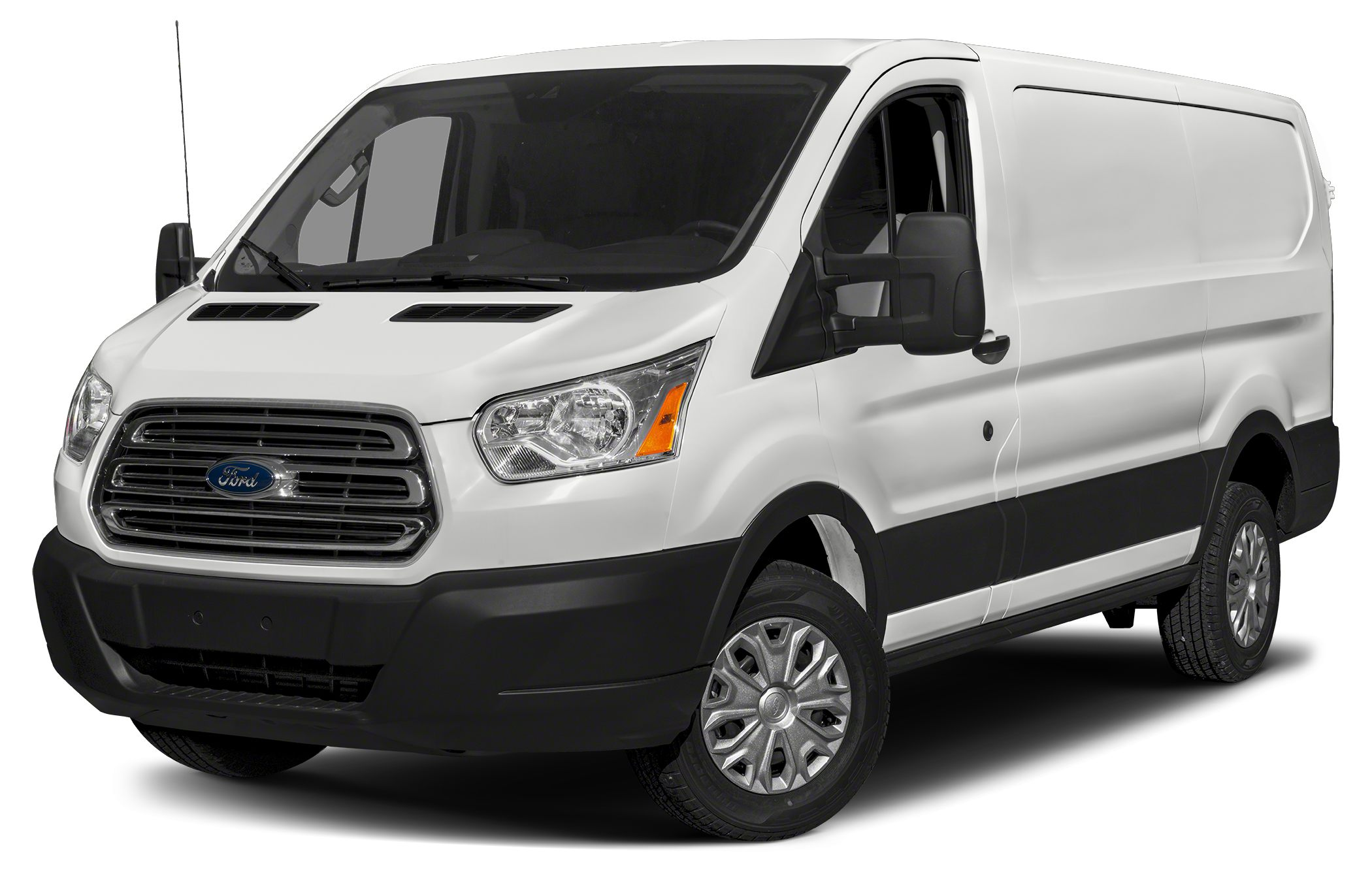 2015 Ford Transit-250 140 WB Low Roof Cargo Miles 0Color Oxford White Stock IP-A79254 VIN 1F