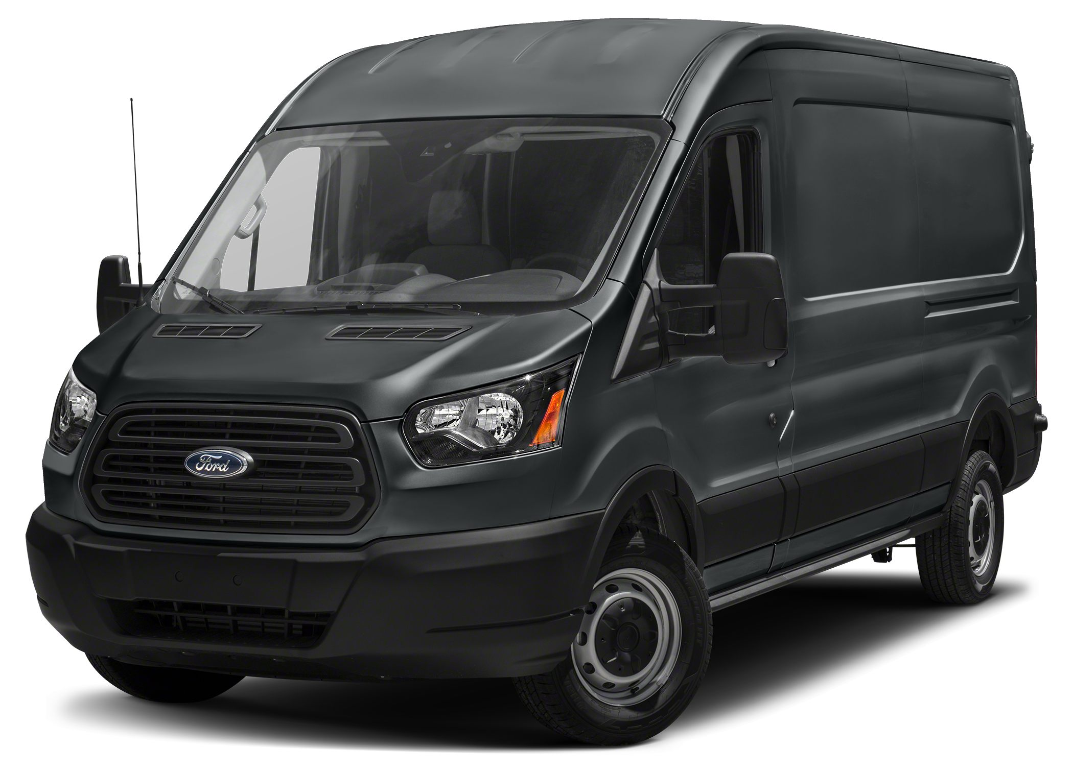 2015 Ford Transit-250 148 WB Cargo Miles 0Color Oxford White Stock IP-A81911 VIN 1FTNR2CM0FK