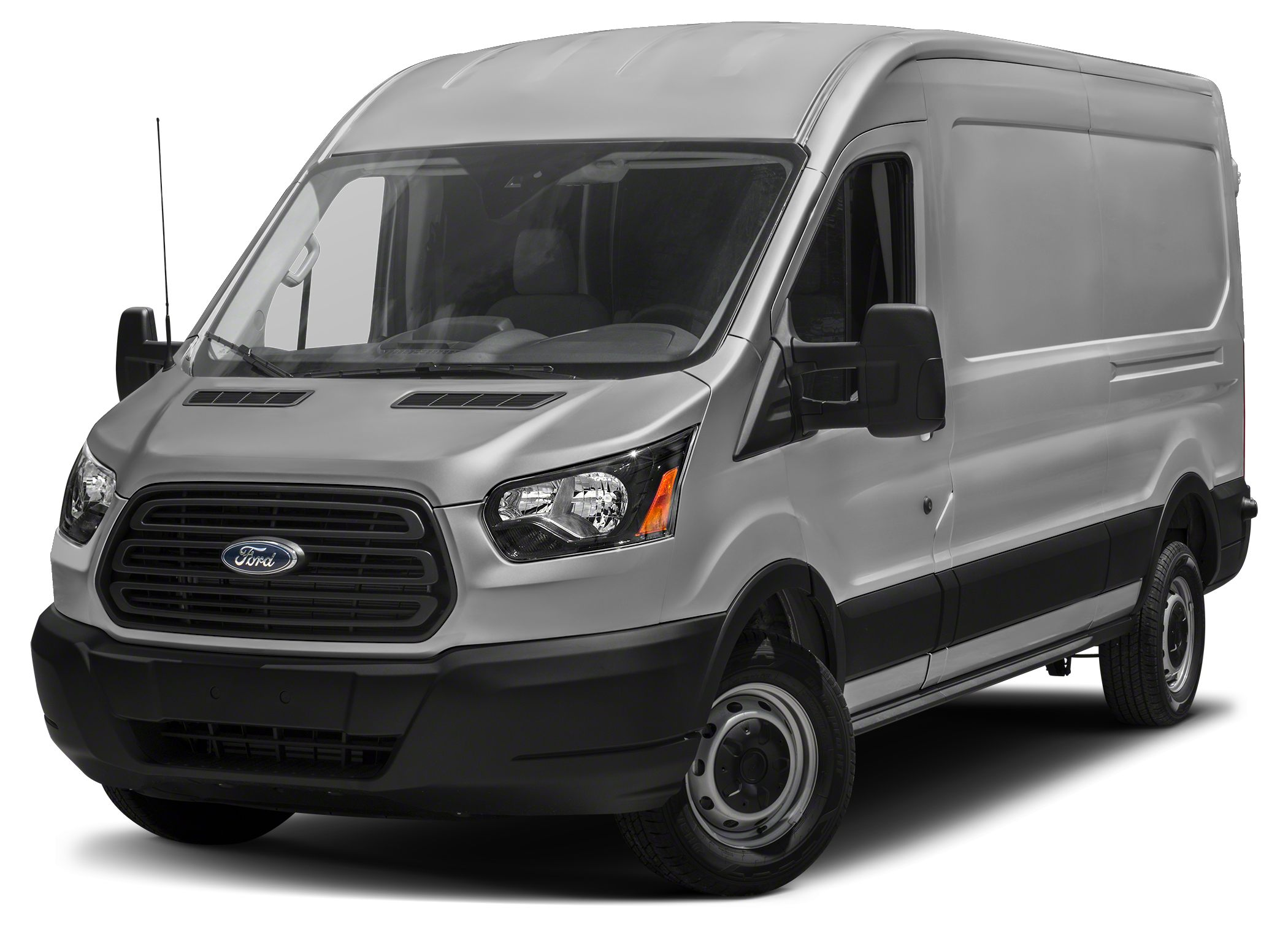 2015 Ford Transit-250 148 WB Cargo Miles 15Color Silver Stock 14311Y VIN 1FTNR2CM4FKA21940