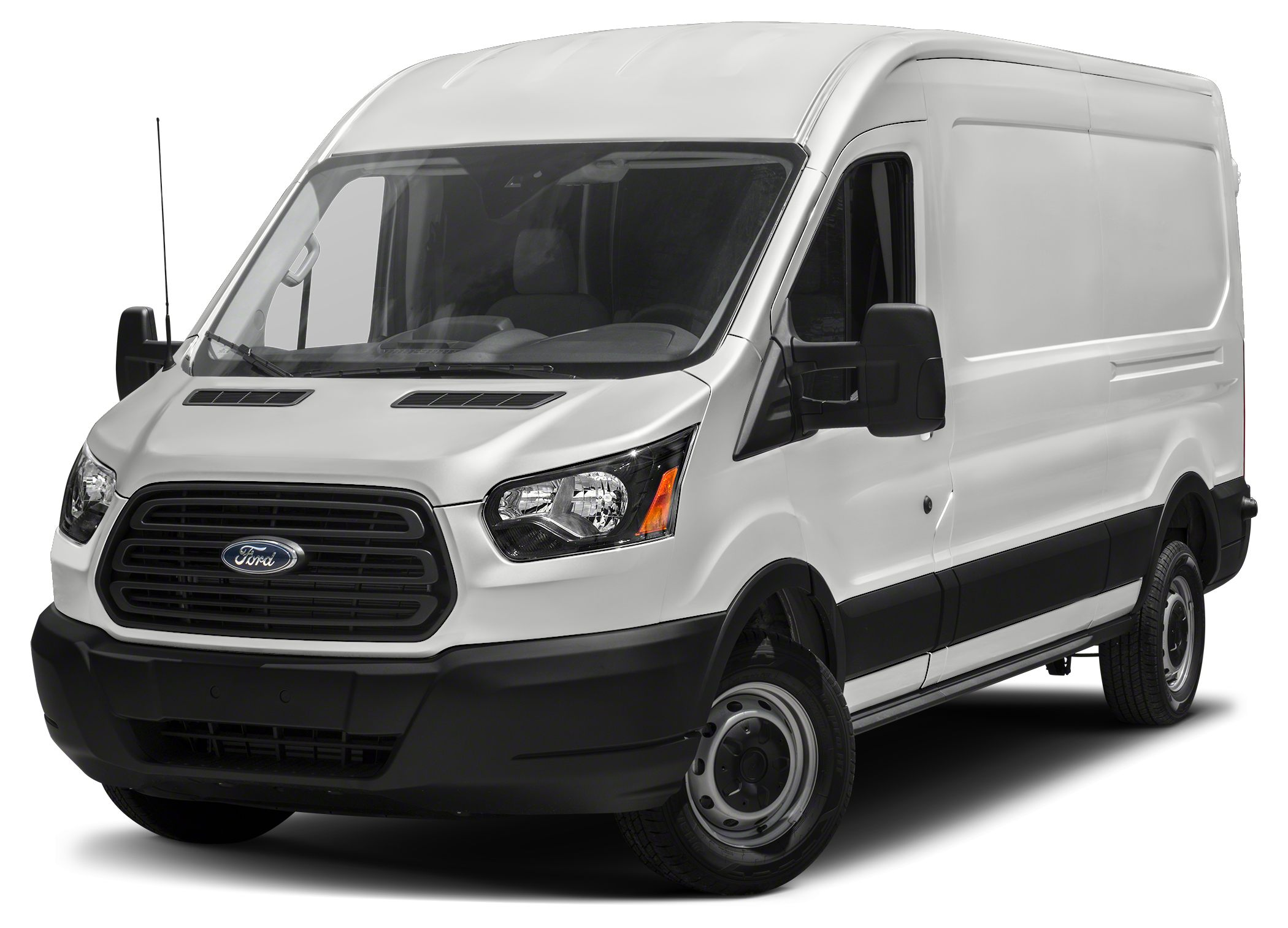 2018 Ford Transit-250 148 WB Cargo 2982 off MSRP Oxford White 2018 Ford Transit-250 3D Medium R