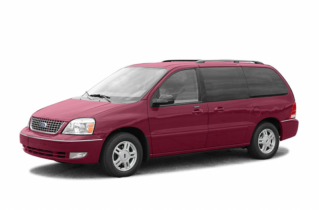 2005 Ford Freestar SEL Only 1200 Down drives you off the lot  Full leather interior dual slidii