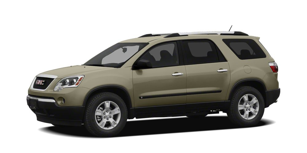 2010 GMC Acadia SLE OUR PRICESYoure probably wondering why our prices are so much lower than the