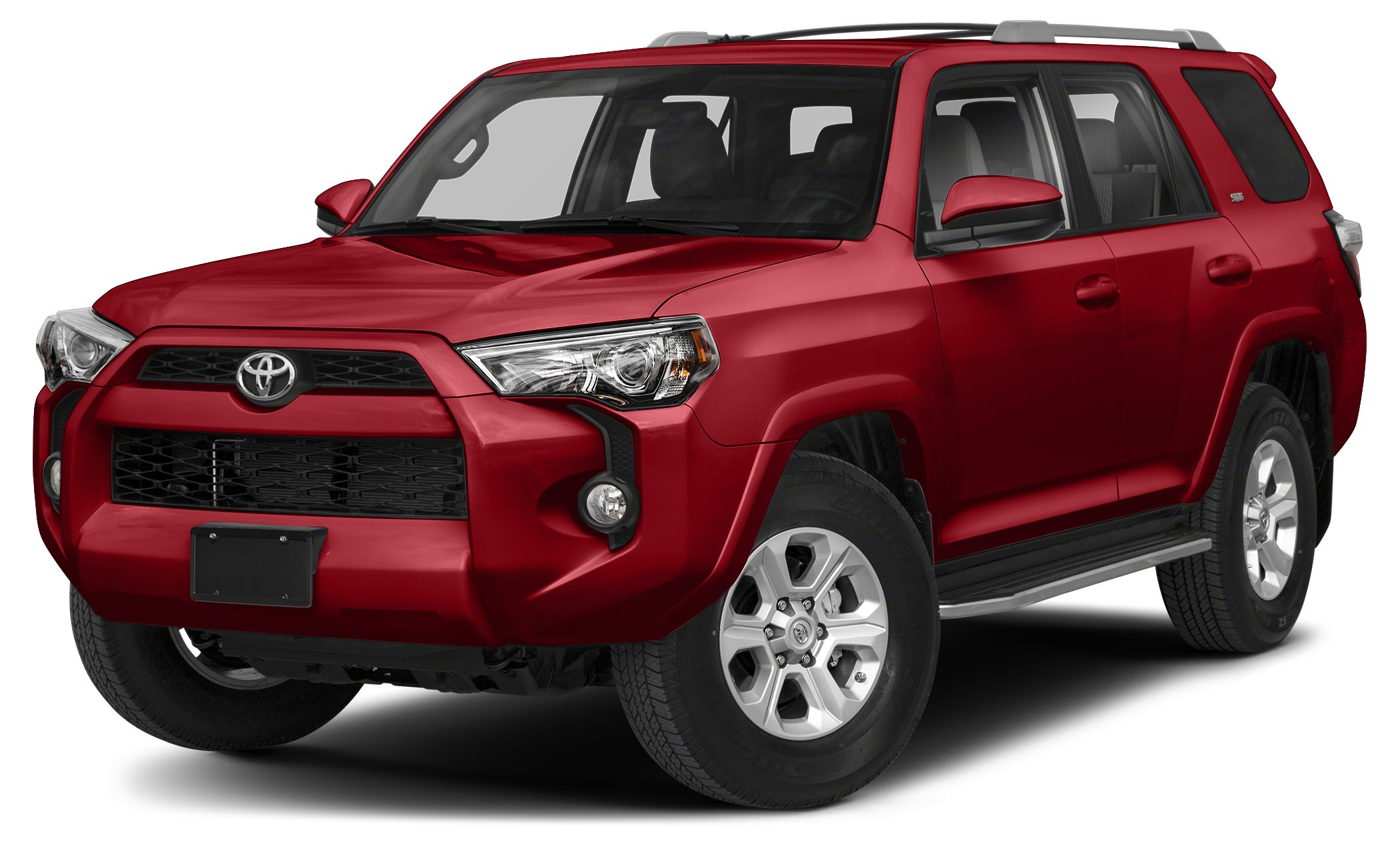 2017 Toyota 4Runner  Miles 9Color Barcelona Red Stock TT4682 VIN JTEBU5JR7H5474271