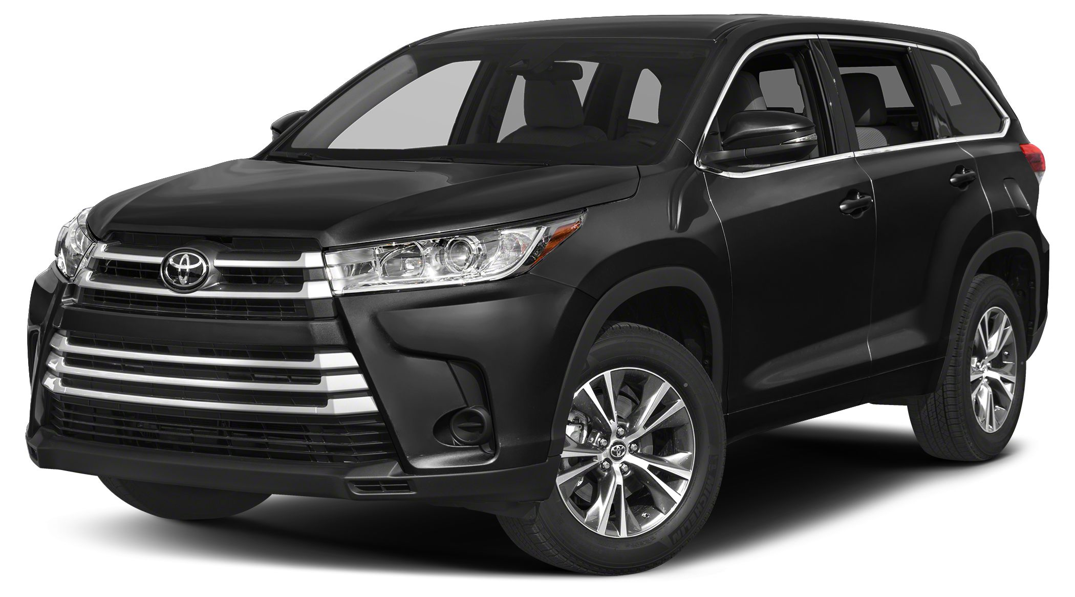 2017 Toyota Highlander LE 3rd Row Seat Bluetooth CD Player All Wheel Drive CARPET MAT PACKAGE