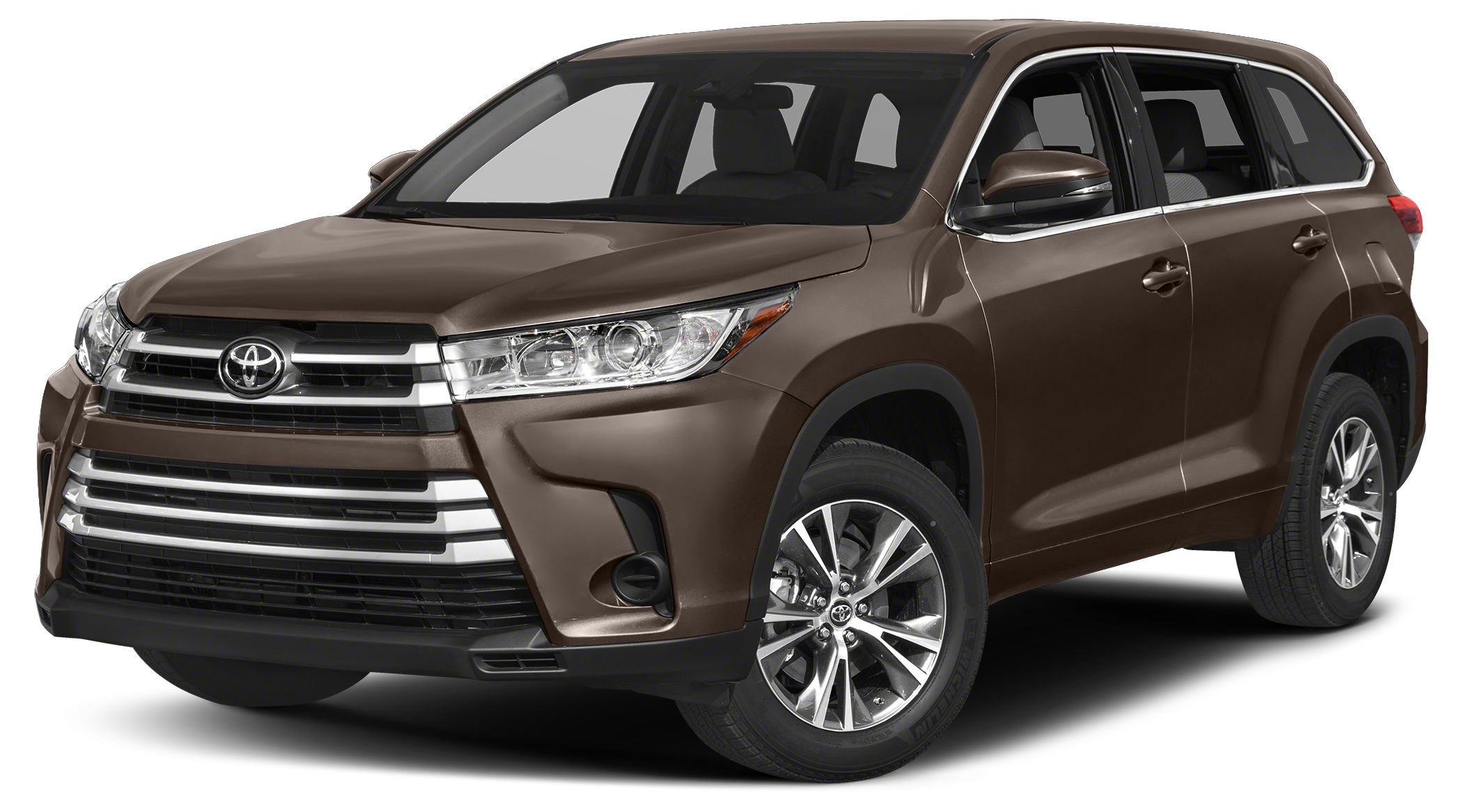 2017 Toyota Highlander  Miles 12Color Toasted Walnut Pearl Stock TT4736 VIN 5TDZZRFH6HS22839