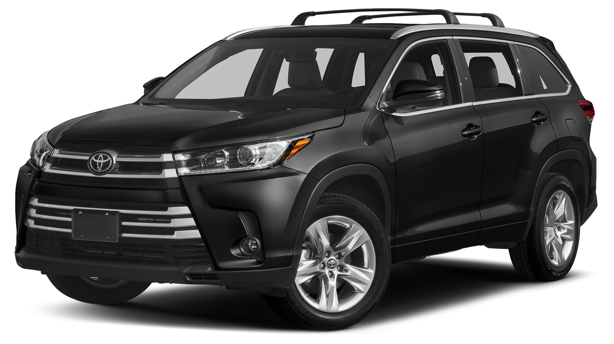 2017 Toyota Highlander Limited 3rd Row Seat DVD Heated Leather Seats Sunroof NAV All Wheel Dr