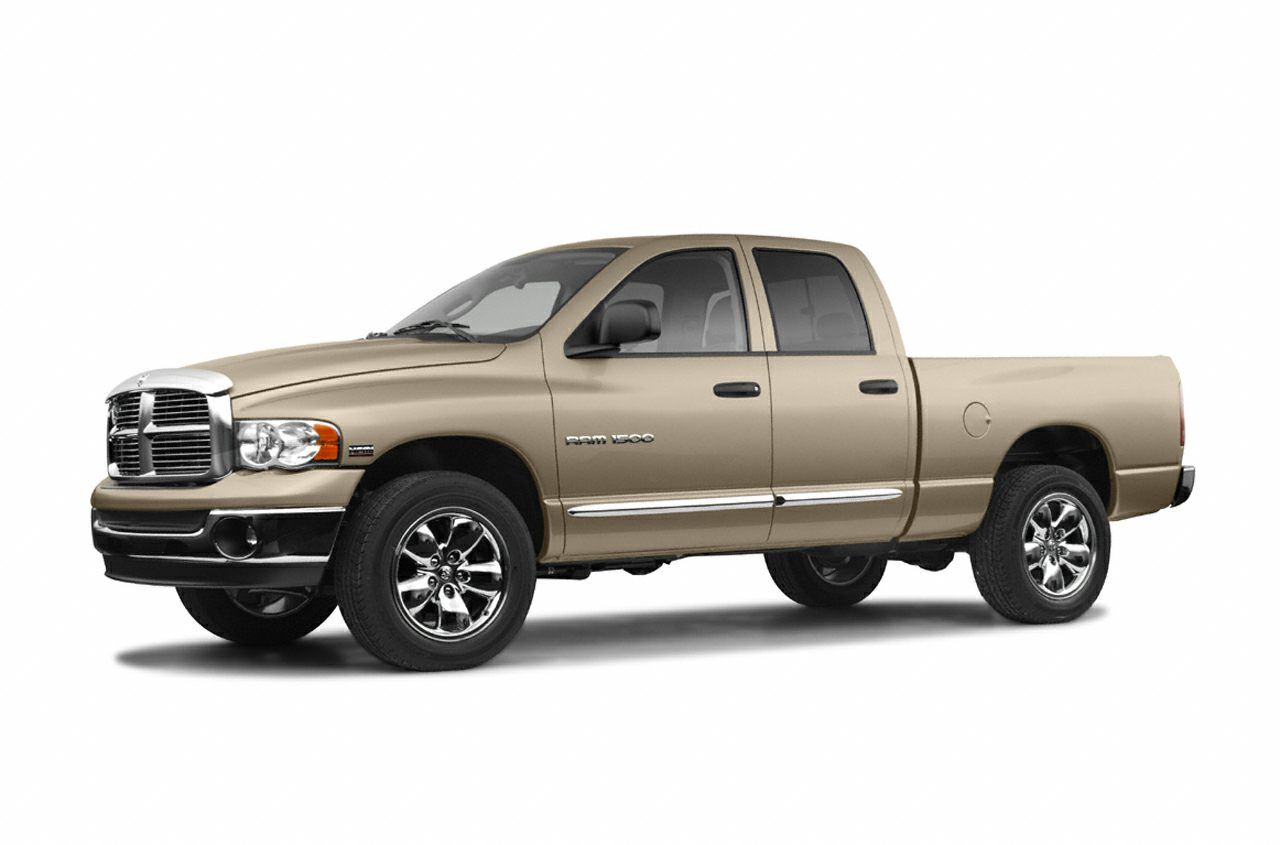 2004 Dodge Ram 1500 SLTLaramie Miles 185244Color Graphite Clearcoat Metallic Stock RN17036 V