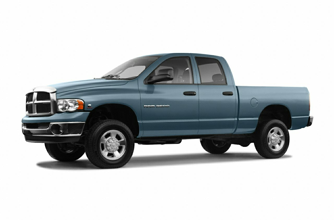2004 Dodge Ram 2500 SLT Land a deal on this 2004 Dodge Ram 2500 SLT while we have it Roomy yet ea