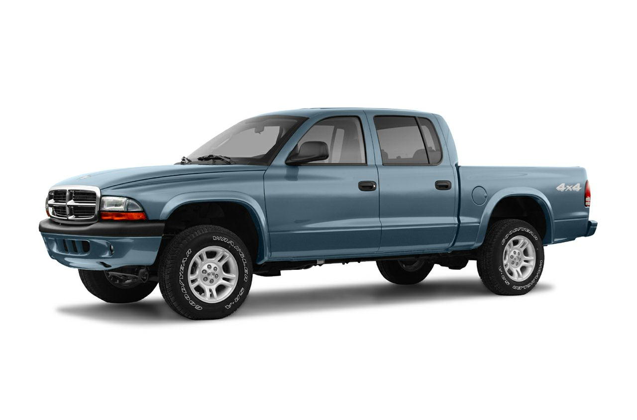 2004 Dodge Dakota SLT Miles 119847Color Blue Stock K16925A VIN 1D7HL48NX4S633400