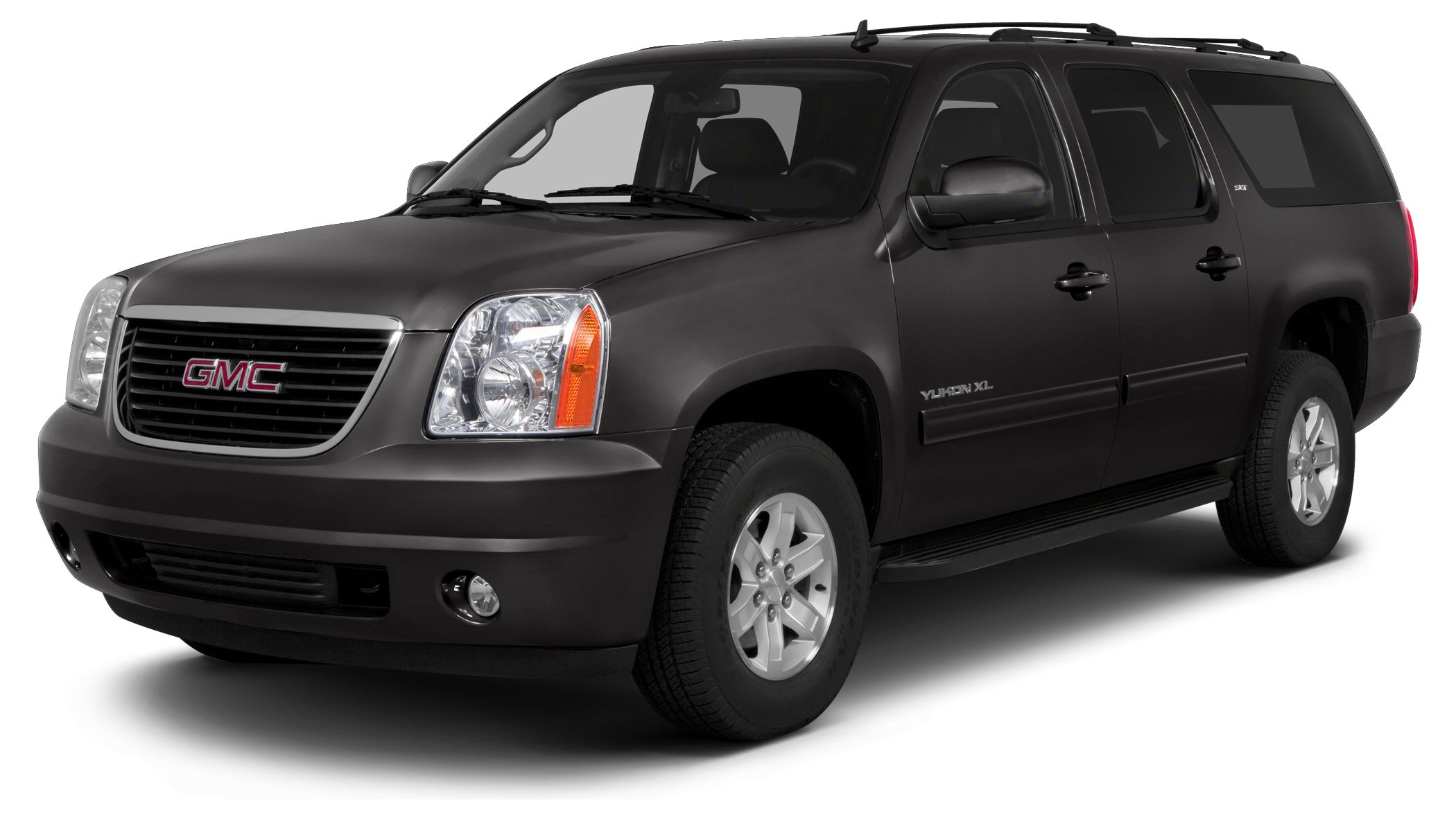 2012 GMC Yukon XL 1500 SLT CARFAX 1-Owner Excellent Condition Leather Third Row Seat Rear Air