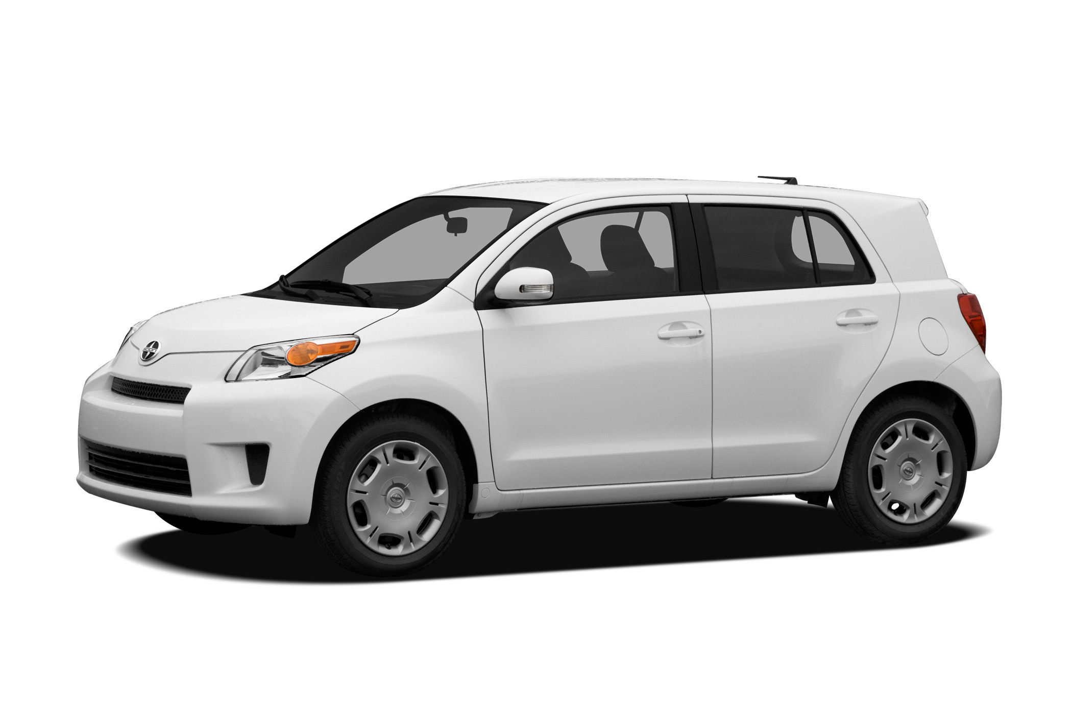 2012 Scion xD Base GREAT MILES 26279 xD trim MAGNETIC GRAY METALLIC exterior and DARK CHARCOAL
