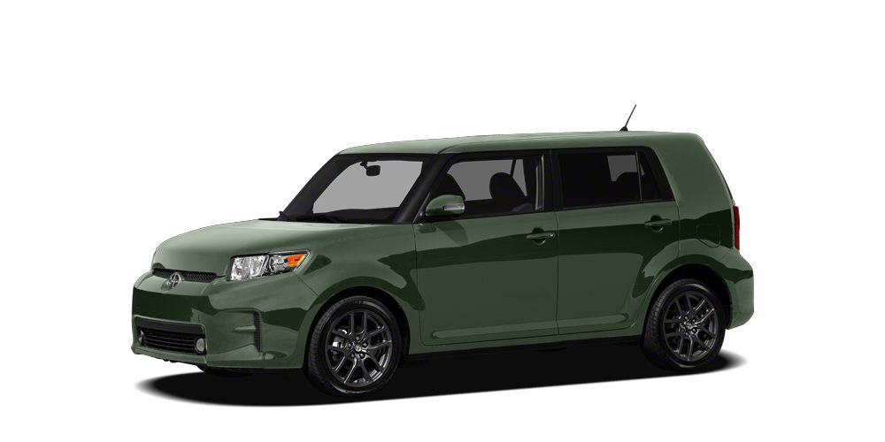 2012 Scion xB Base CARFAX 1-Owner ONLY 30333 Miles FUEL EFFICIENT 28 MPG Hwy22 MPG City ARMY