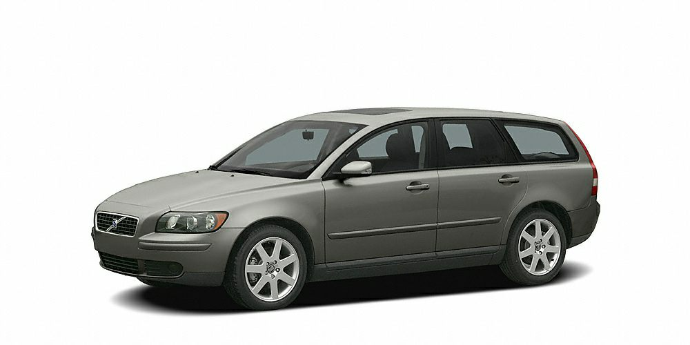2005 Volvo V50 24i Miles 68349Color Gray Stock 17263 VIN YV1MW390252053664