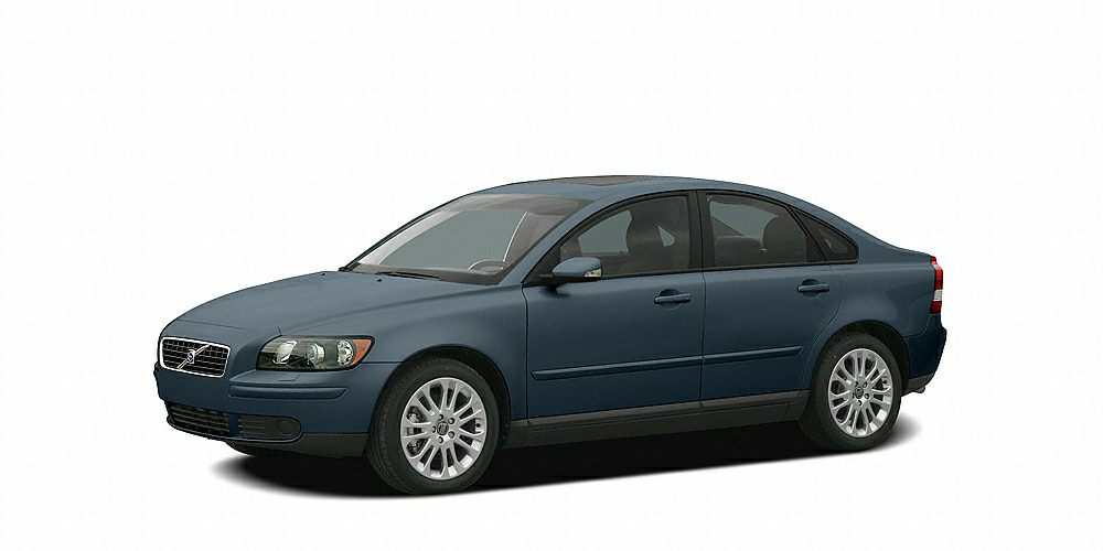 2005 Volvo S40 24i Color Blue Stock Q1689A VIN YV1MS390452074463