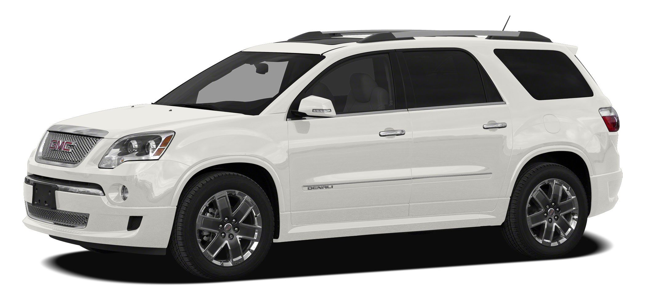 2012 GMC Acadia Denali 2012 GMC Acadia Denali Summit White with charcoal leather interior This On