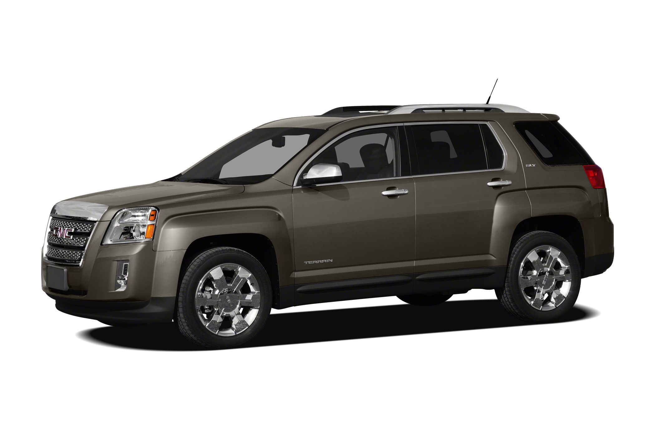 2012 GMC Terrain SLT-1 LOW MILES - 54785 EPA 29 MPG Hwy20 MPG City Heated Leather Seats iPod