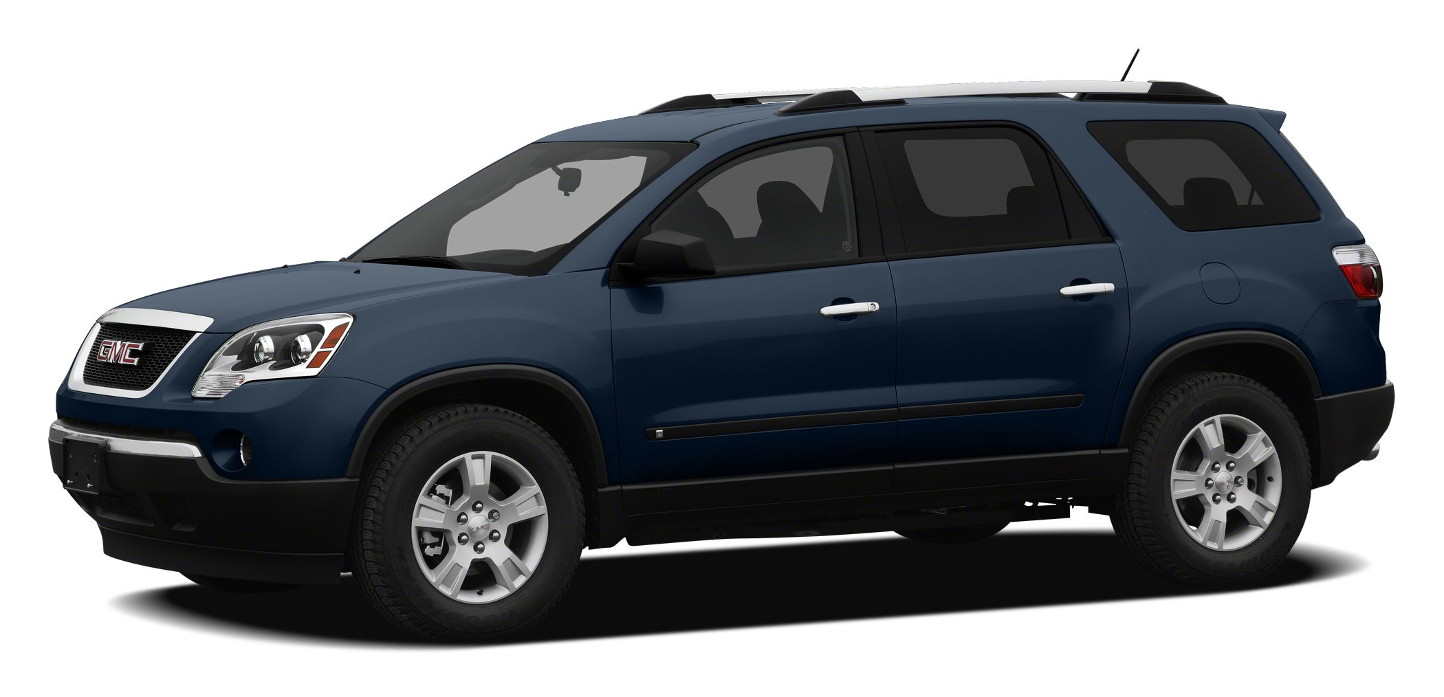 2012 GMC Acadia SLT-1 CARFAX 1-Owner Excellent Condition EPA 24 MPG Hwy17 MPG City Moonroof H