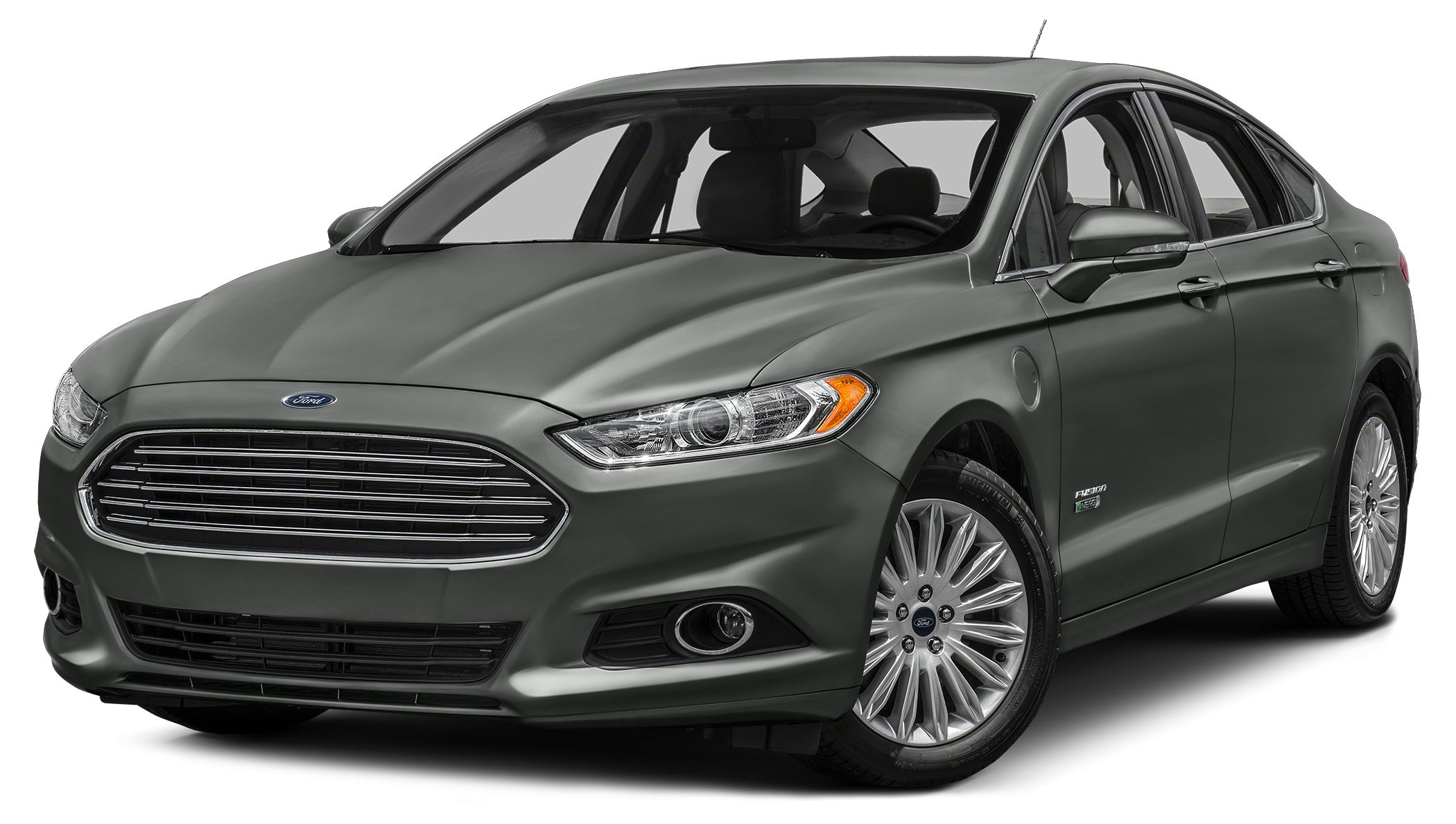 2015 Ford Fusion Energi Titanium Miles 7Color Ingot Silver Stock F306796 VIN 3FA6P0SU9FR2268