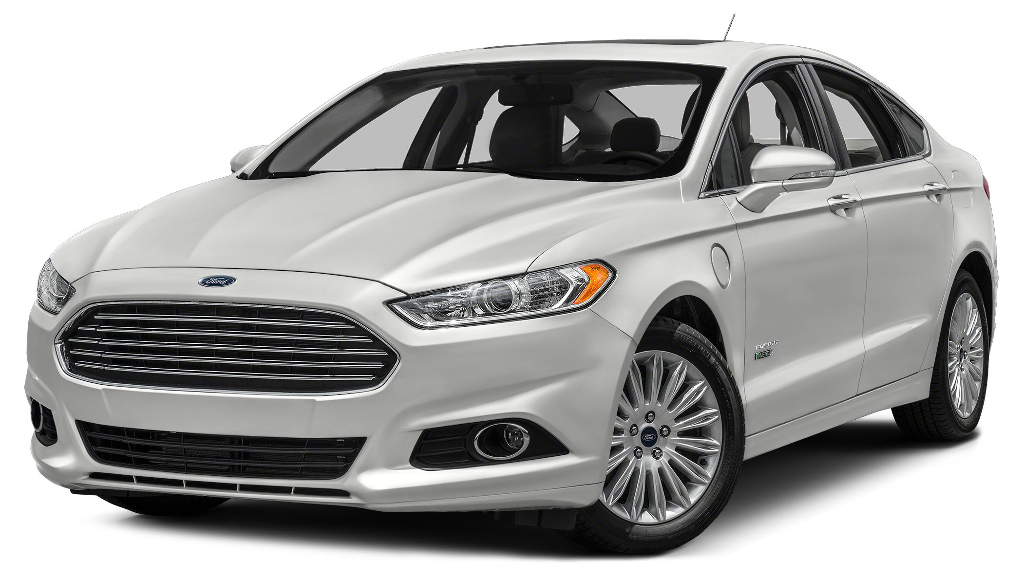 2016 Ford Fusion Energi Titanium Miles 0Color White Platinum Metallic Tri-Coat Stock IP-134864