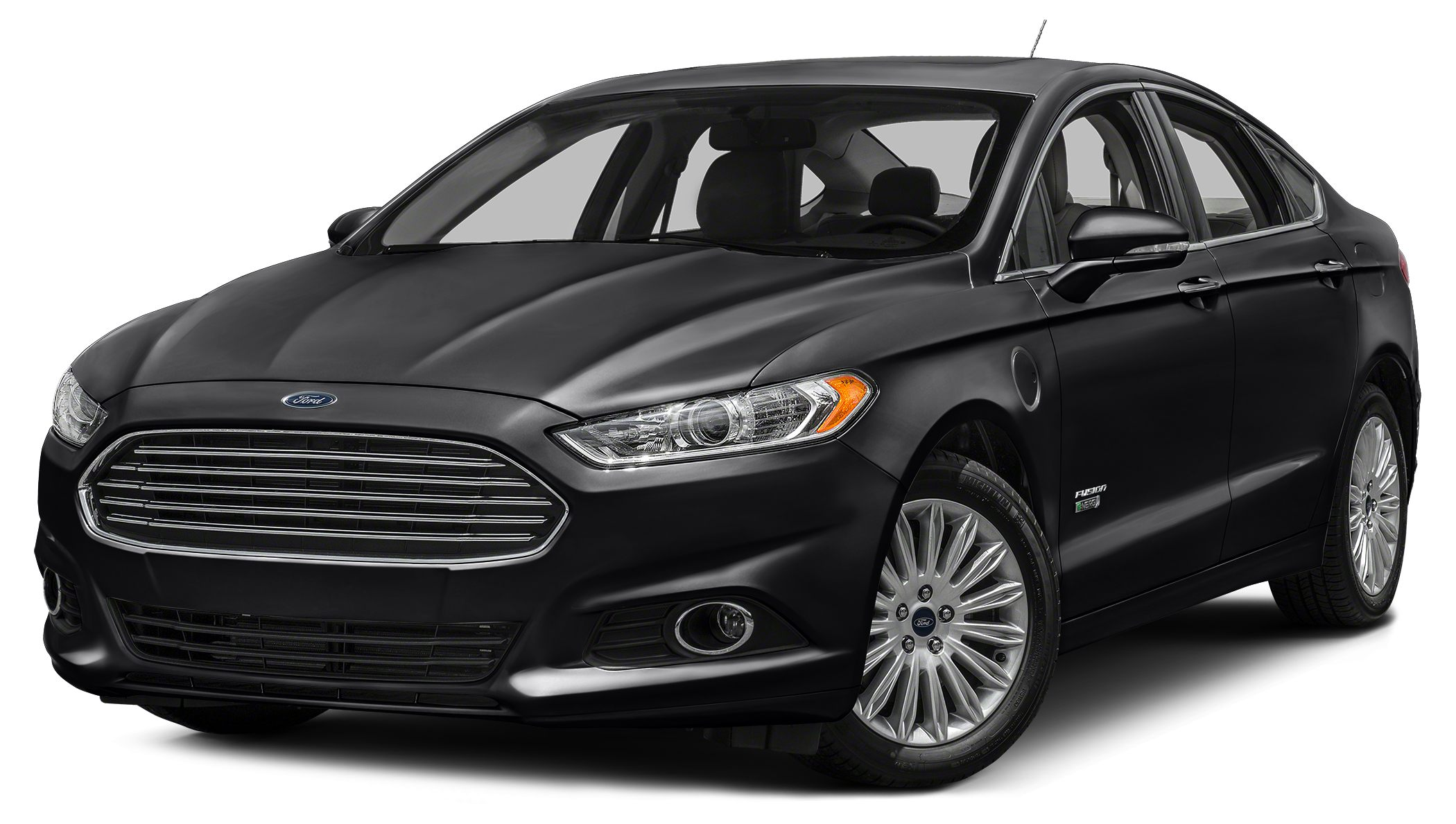 2016 Ford Fusion Energi Titanium Miles 0Color Absolute Black Stock IP-145830 VIN 3FA6P0SUXGR