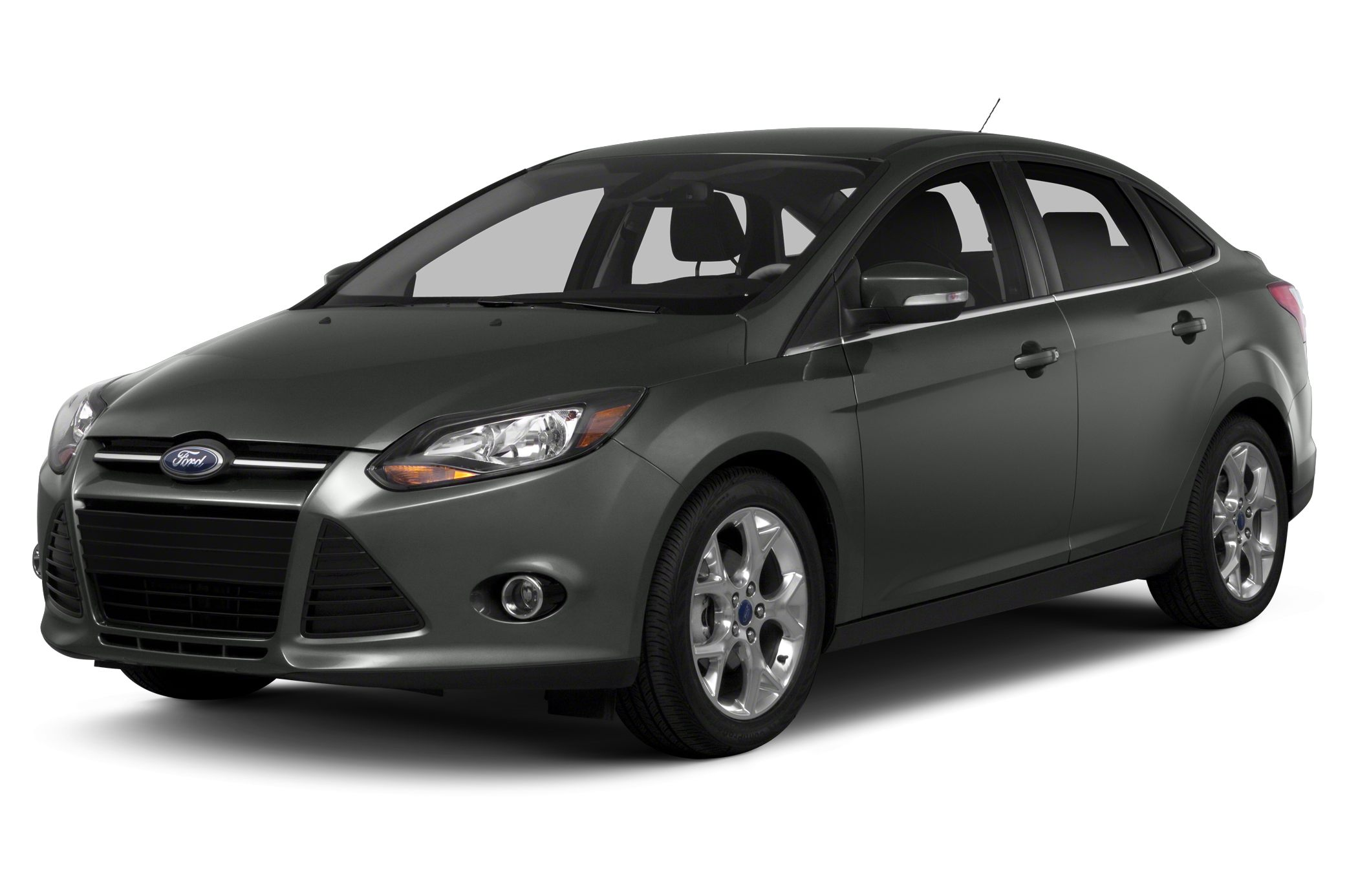 2014 Ford Focus SE Focus SE 4D Sedan 20L 4-Cylinder DGI DOHC 6-Speed Automatic with Powershift