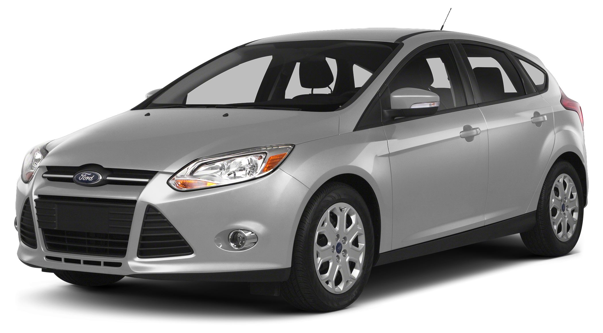 2014 Ford Focus SE Ford Certified Ingot Silver Metallic Alloy wheels CD player Radio AMFM Si