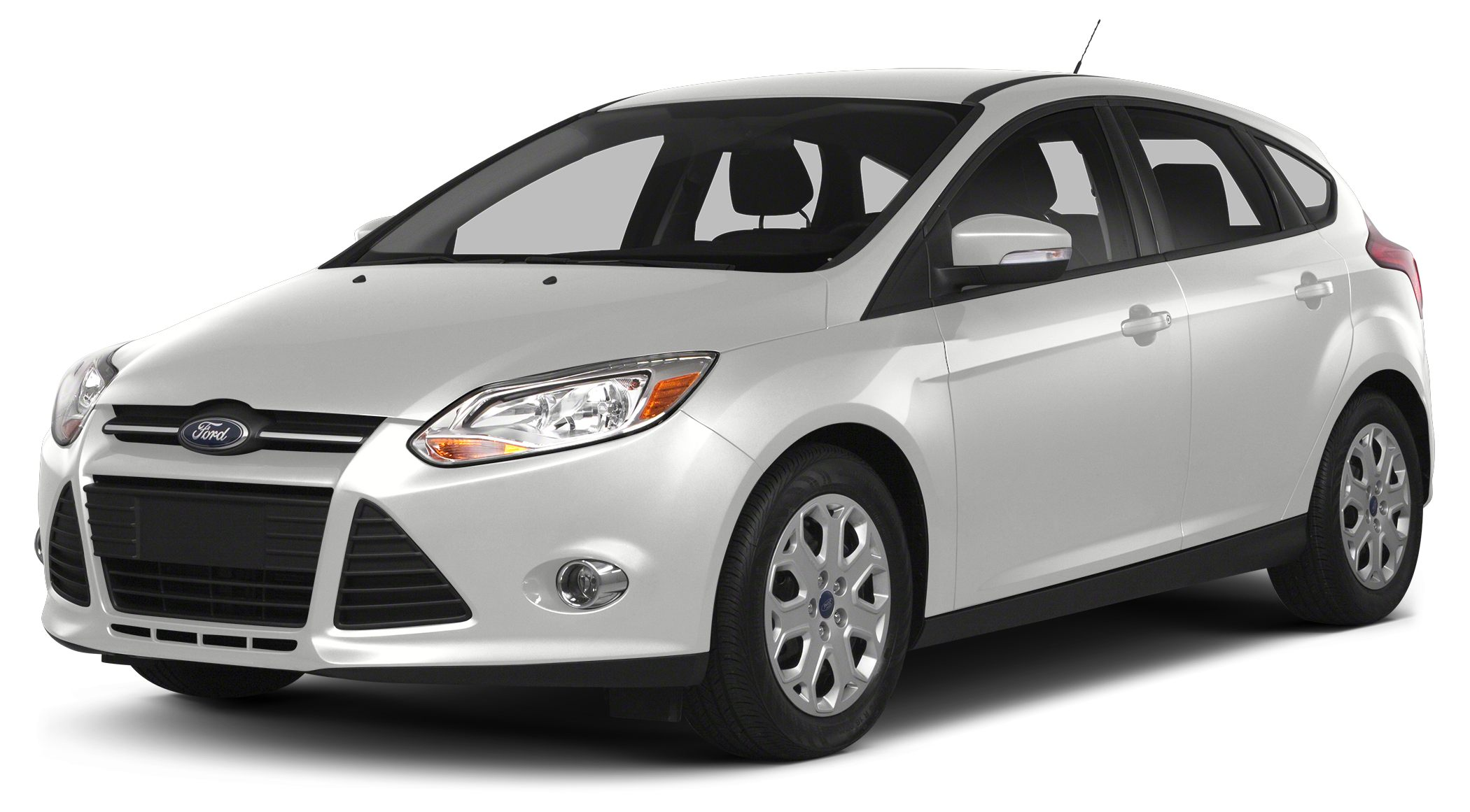 2014 Ford Focus SE Miles 41121Color Oxford White Stock EL265771 VIN 1FADP3K22EL265771