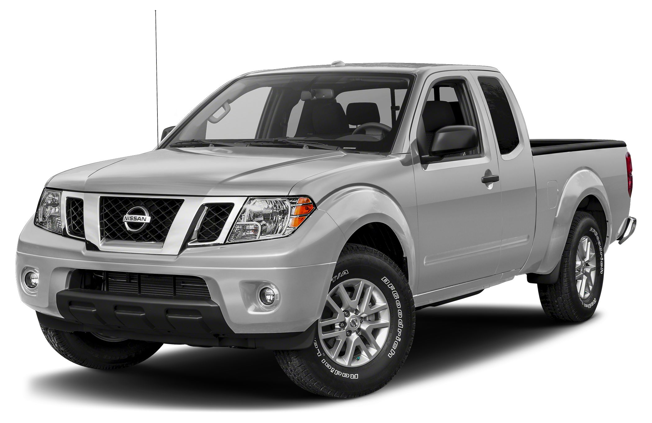 2016 Nissan Frontier SV EPA 22 MPG Hwy16 MPG City CARFAX 1-Owner LOW MILES - 618 SV trim Bril