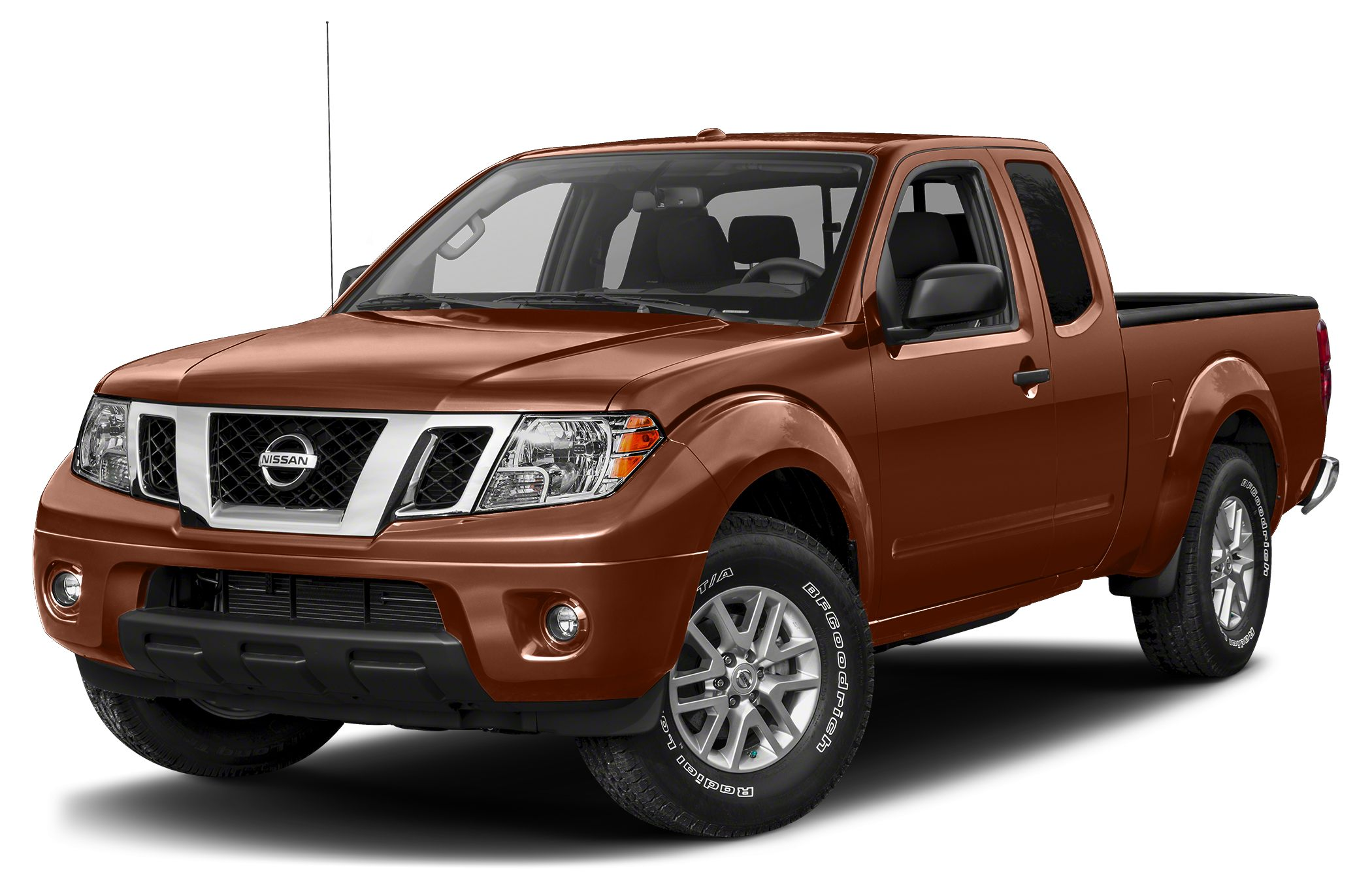 2015 Nissan Frontier PRO-4X The Nissan Frontier might be a midsize truck but it does not skimp on