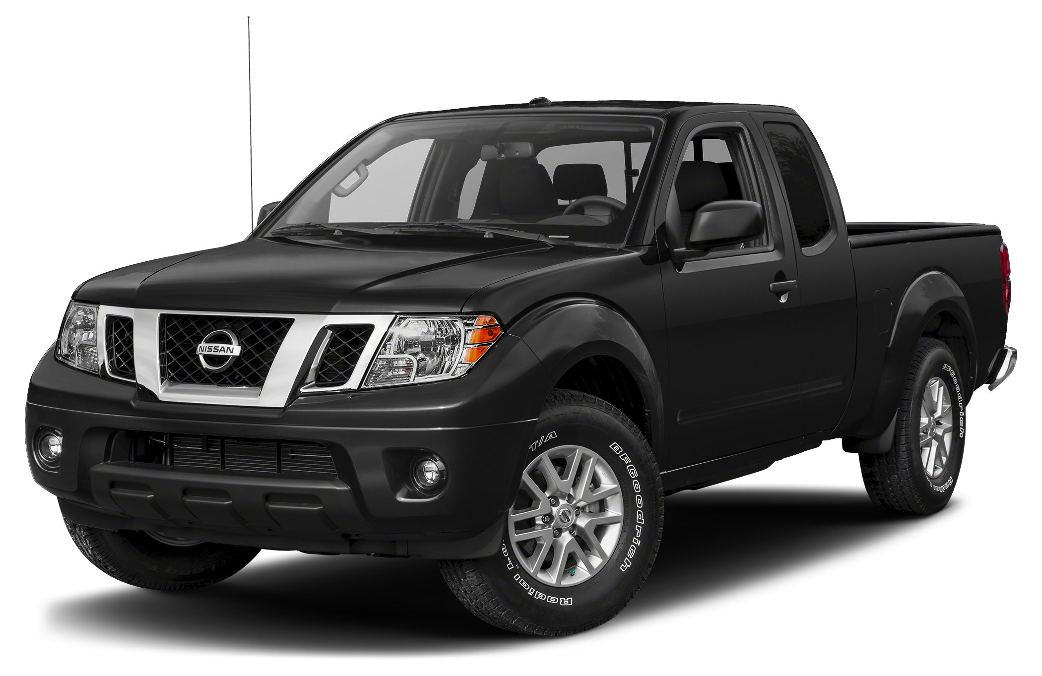 2015 Nissan Frontier SV The Nissan Frontier might be a midsize truck but it does not skimp on att