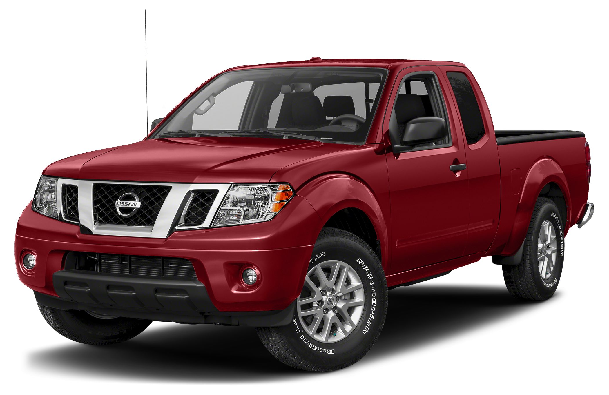 2015 Nissan Frontier SV The Nissan Frontier might be a midsize truck but it does not skimp on atti