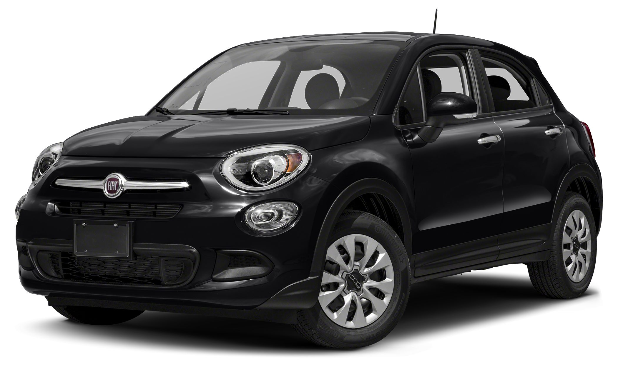 2016 FIAT 500X Easy Introducing the 2016 FIAT 500X There is no mistaking this SUV for anything bu