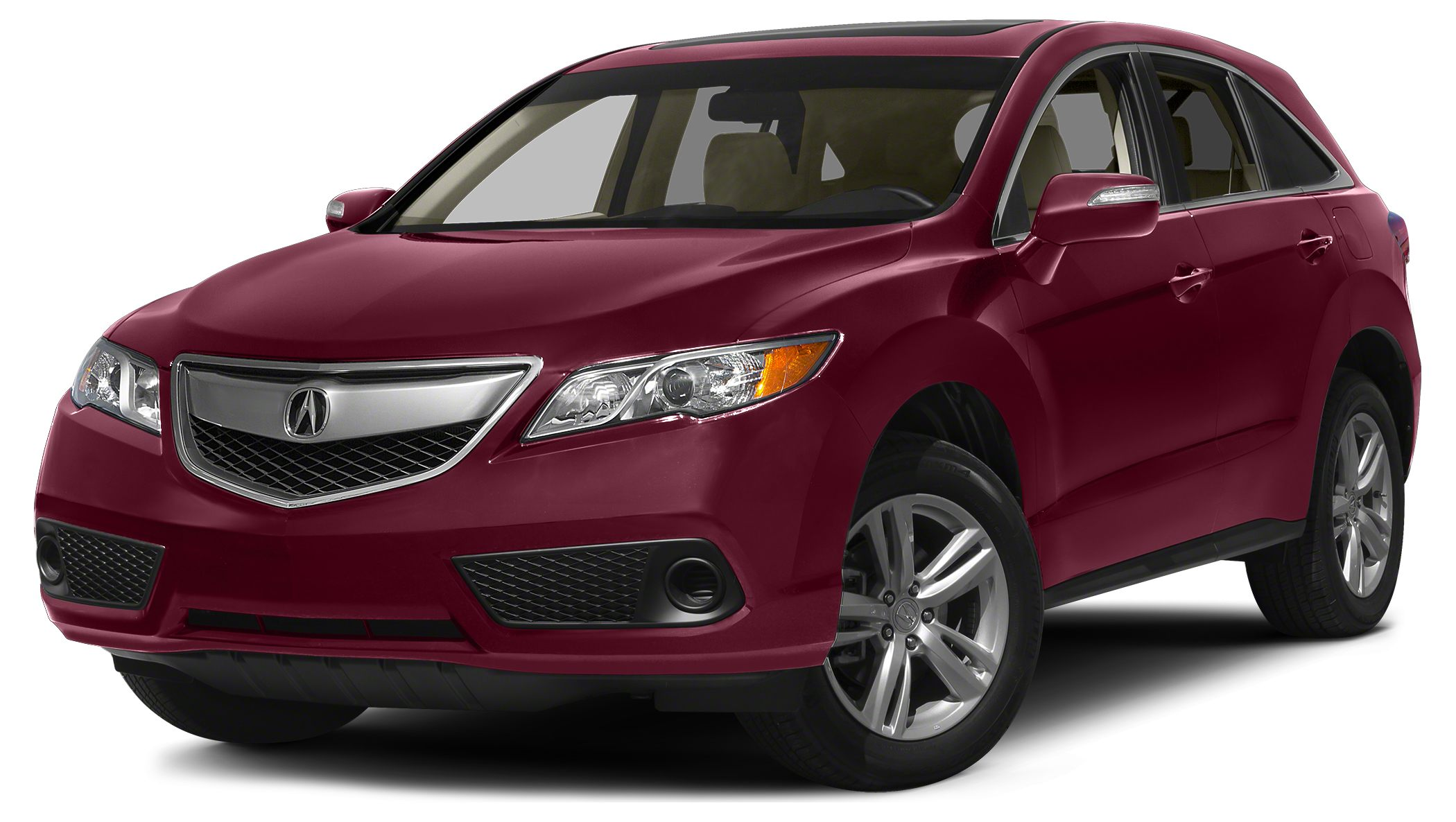 2015 Acura RDX Base Miles 73Color Basque Red Pearl II Stock A027074 VIN 5J8TB4H30FL027074