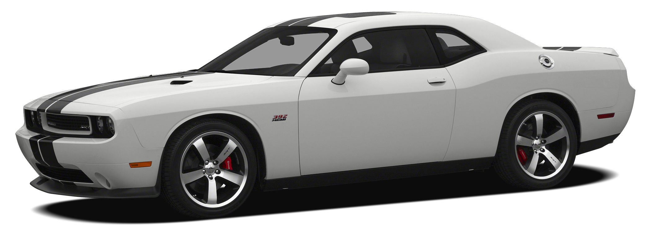 2012 Dodge Challenger SRT8 392 Bluetooth Hands-Free connection Leather Seats Sunroof  Moonroof