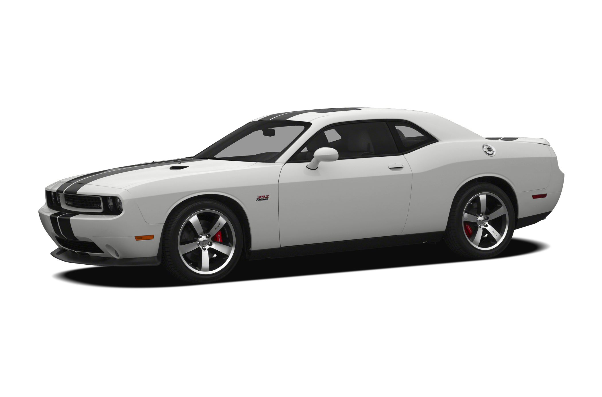 2012 Dodge Challenger SRT8 392 Miles 12518Color Black Stock 4730P VIN 2C3CDYCJ5CH100829