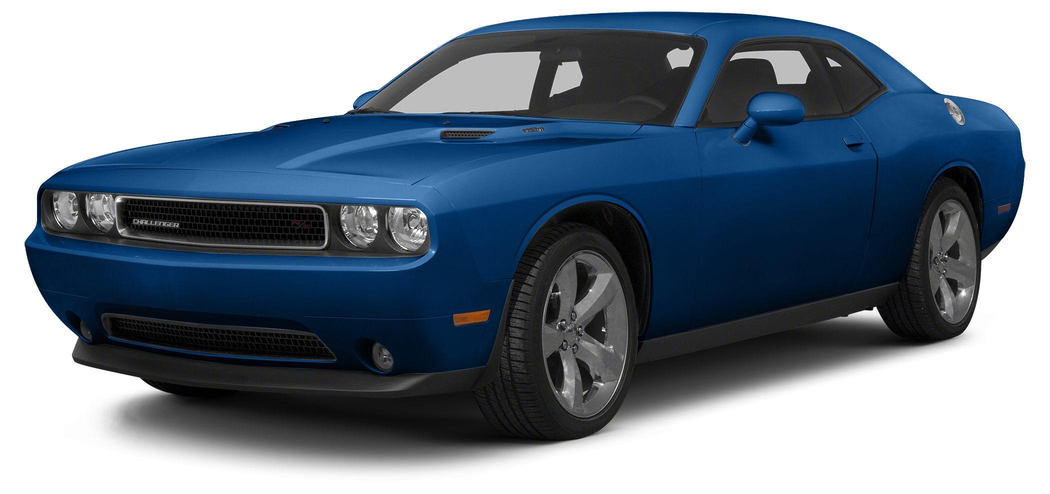 2012 Dodge Challenger RT RT HEMI EDITIONRARE BLUE METALLIC1 OWNERCARFAX CERTIFIEDIMMAC