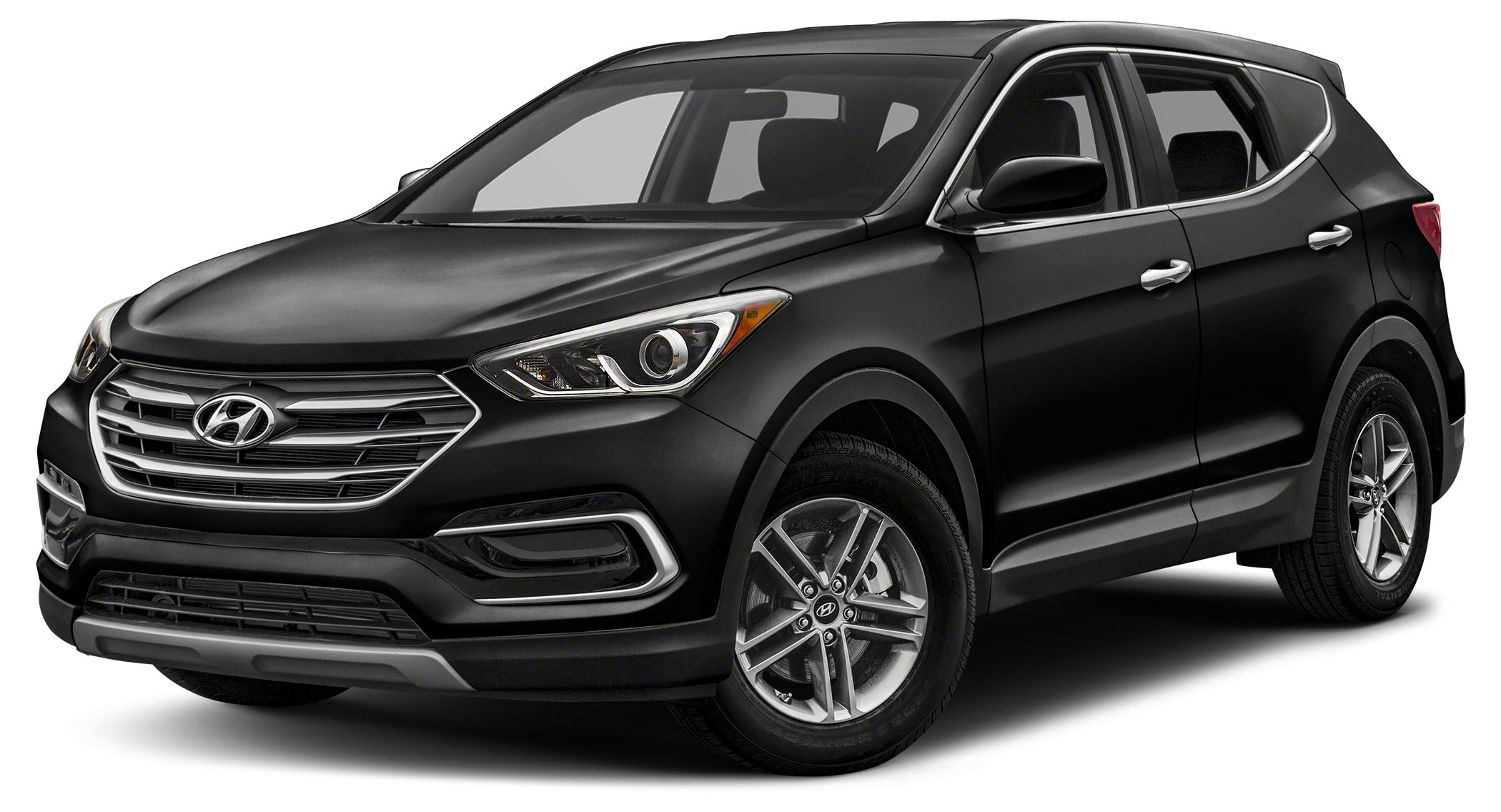 2018 Hyundai Santa Fe Sport 24 2018 Hyundai Santa Fe Sport 24 Base FWD 6-Speed Automatic with Sh