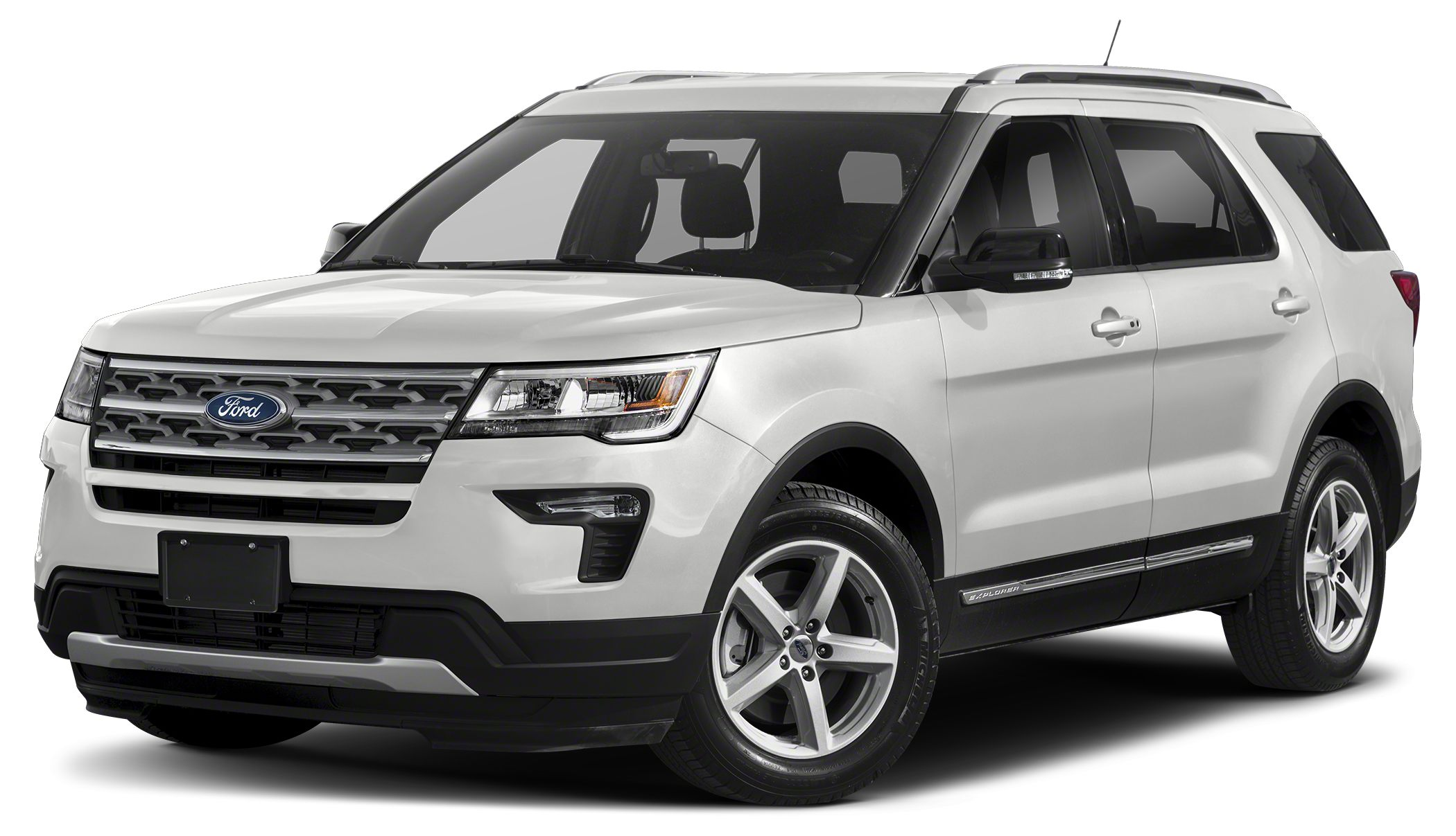 2018 Ford Explorer XLT Price includes C 1000 Owner Loyalty - Dal 2000 - Retail Customer Ca