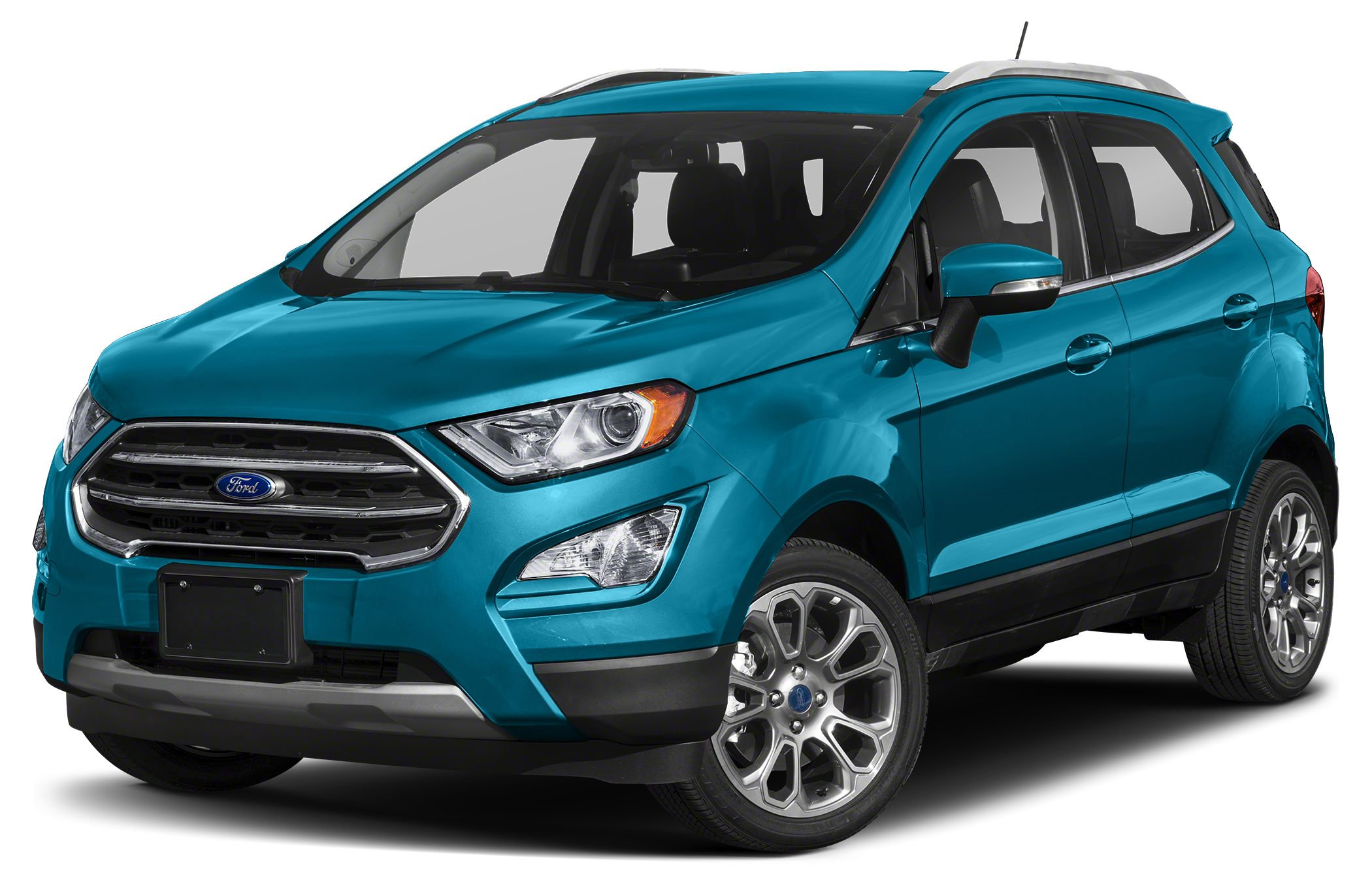 2018 Ford EcoSport SE 2018 Ford EcoSport SE EcoBoost 10L I3 GTDi DOHC Turbocharged VCT 110V150W