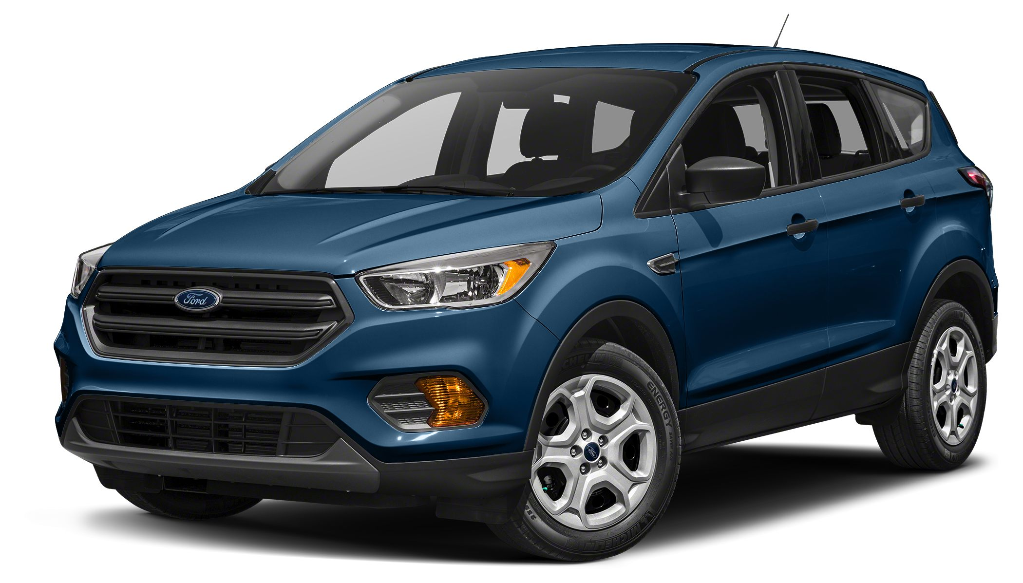 2017 Ford Escape SE Color Blue Stock 7159 VIN 1FMCU9GD6HUA07159