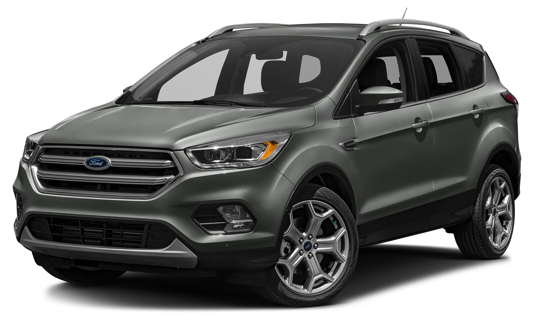 2017 Ford Escape Titanium Miles 4Color Magnetic Stock 15534J VIN 1FMCU9JD6HUA73252