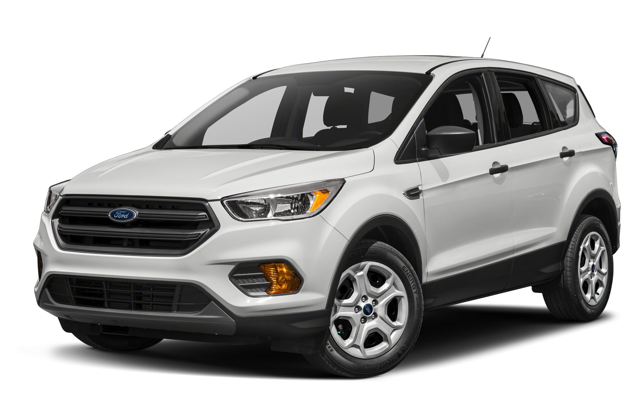 2017 Ford Escape SE White Gold Metallic 2017 Ford Escape SE 4WD 6-Speed Automatic EcoBoost 20L I4