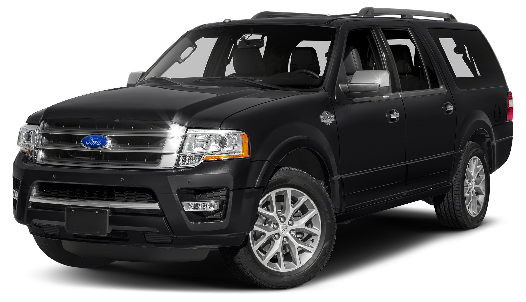 2017 Ford Expedition EL King Ranch The Ford Expedition features a new aggressive front end creates